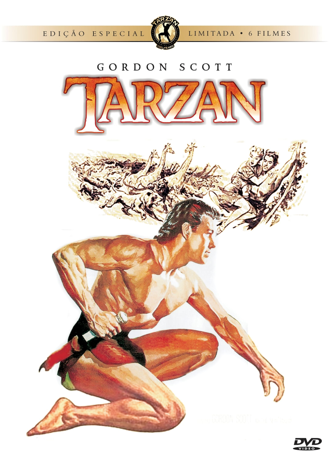 TARZAN---Gordon-Scott---luva