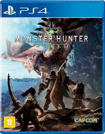 Monster-Hunter--Wold---PS4
