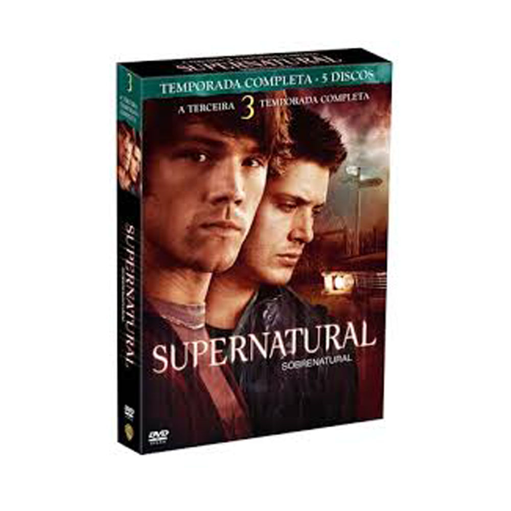 Supernatural-Terceira-Temporada