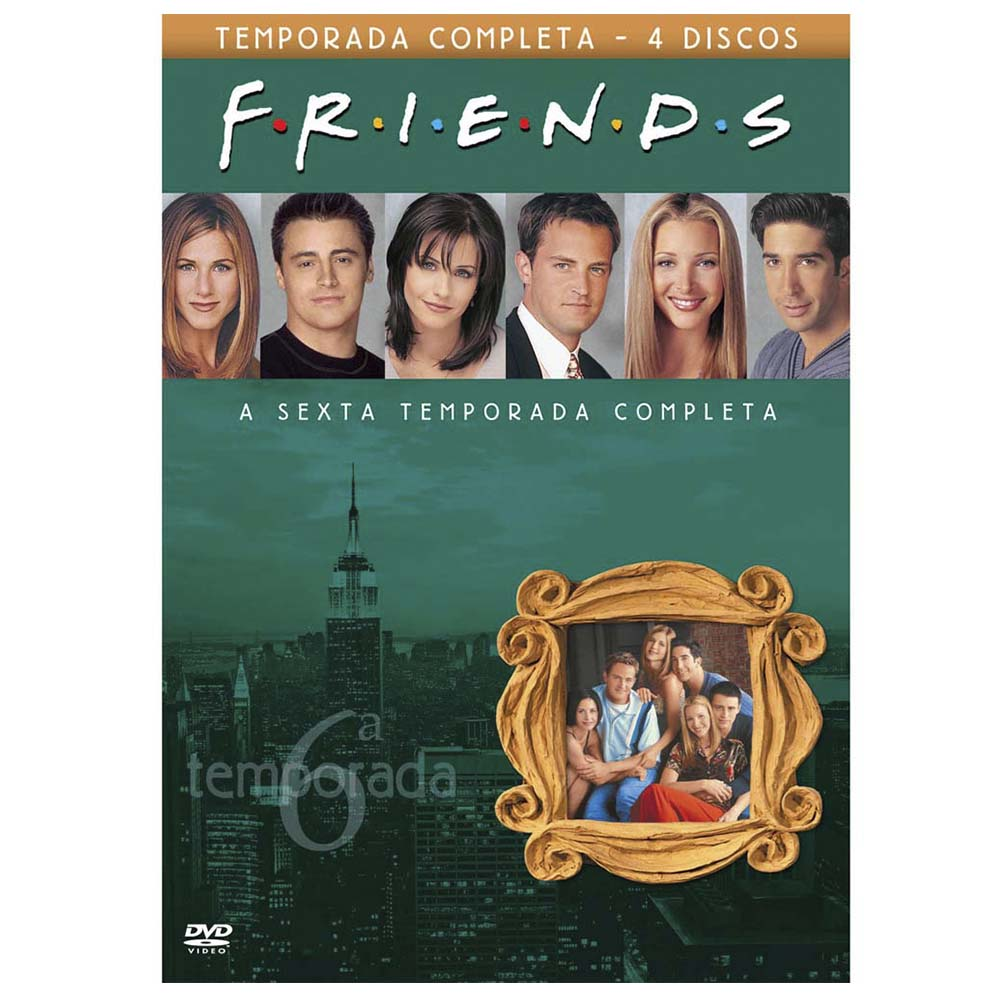 Friends---Sexta-Temporada
