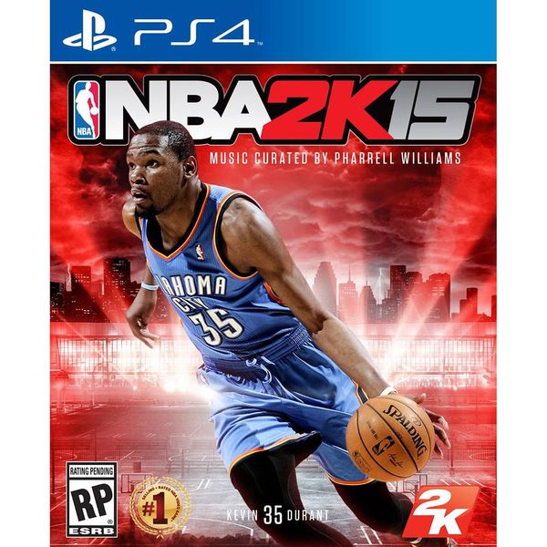 NBA2k15PS4----Variado