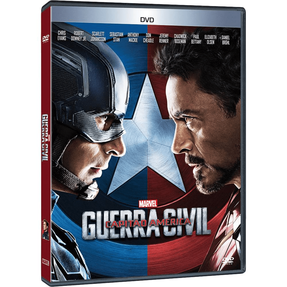 Guerra Civil-DVD - Variado.