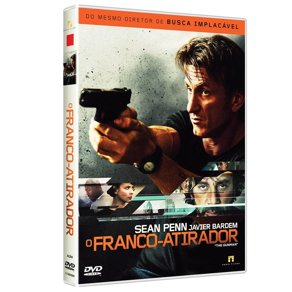 DVD-O-Franco-Atirador-The-Gunman-6158341